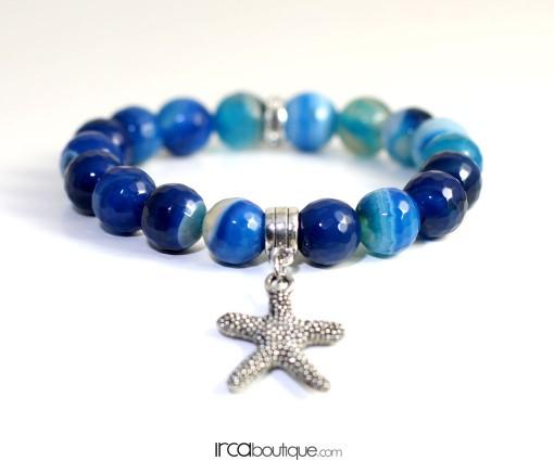 Bracelet_FacetedBlueStripeAgate_Star0001Front