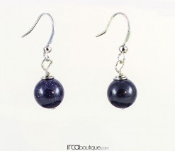 Galaxy_BlueGoldstone_Earrings_earrings