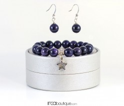 Galaxy_BlueGoldstone_Earrings_front