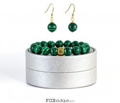 GreenLine_Malachite_Earrings