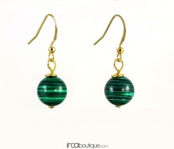 GreenLine_Malachite_Earrings_earrings
