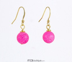 Neon_PinkDragonVeins_Earings_earrings