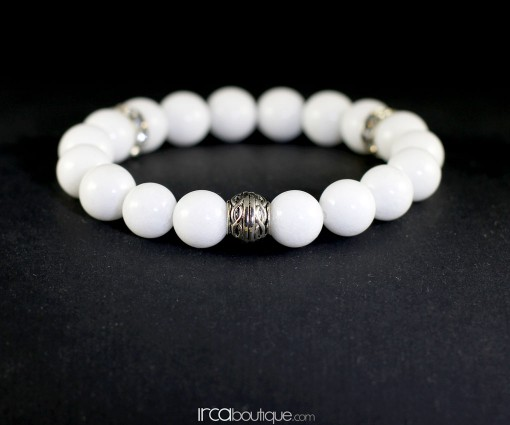 Bracelet_WhiteAgate_Crystals_Front_2