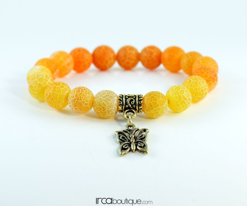 Yellow_Dragon_Veins_Agate_Butterfly_Front